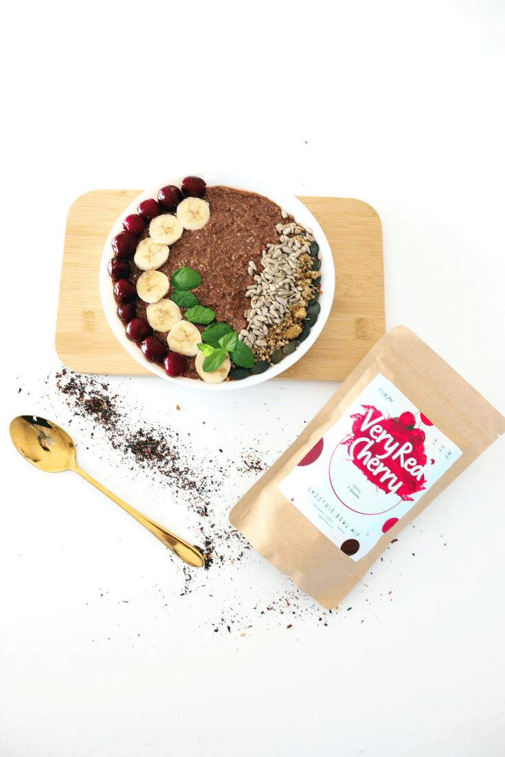 Detox Bundle Smoothie Bowls Mix + Porridge Toppings MyRawJoy