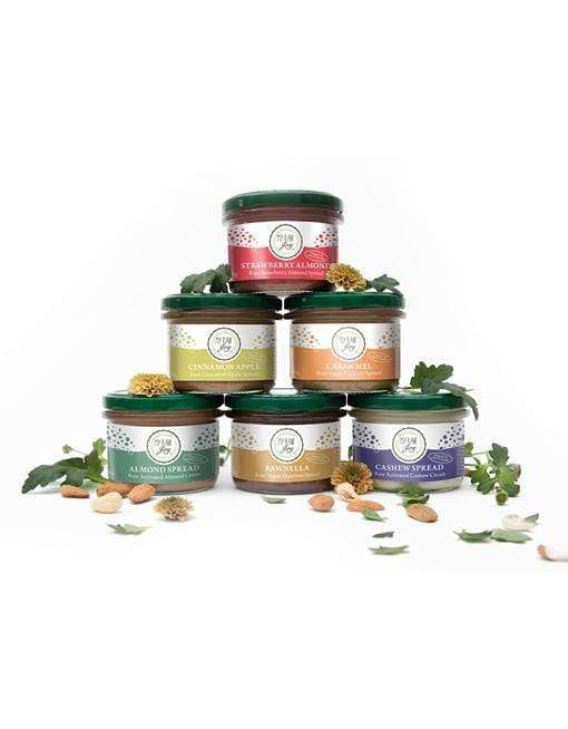 Raw Carawmel Spread Raw spreads & nutbutters MyRawJoy