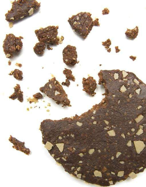 Raw Cookie - Cacao & White Chocolate Nutritious Cookies MyRawJoy 1 Cookie