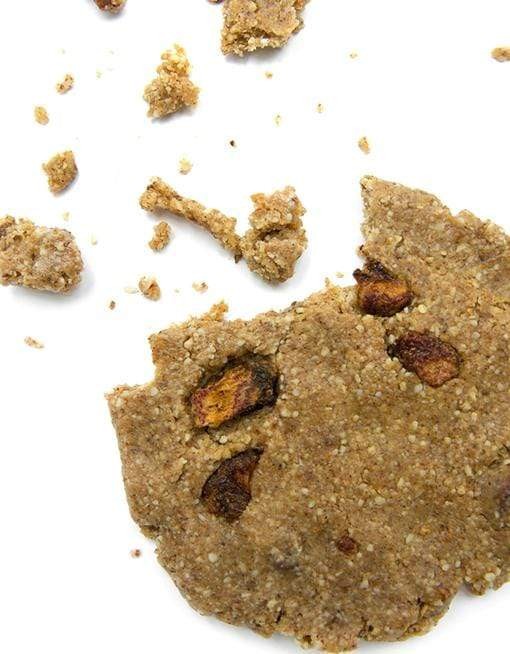 Raw Superfood Cookie - Banana Bread Nutritious Cookies MyRawJoy 1 Cookie