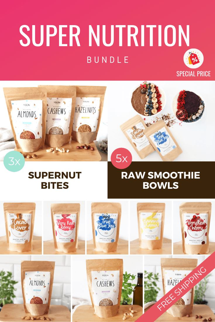 Super Nutrition Bundle Functional bundles MyRawJoy