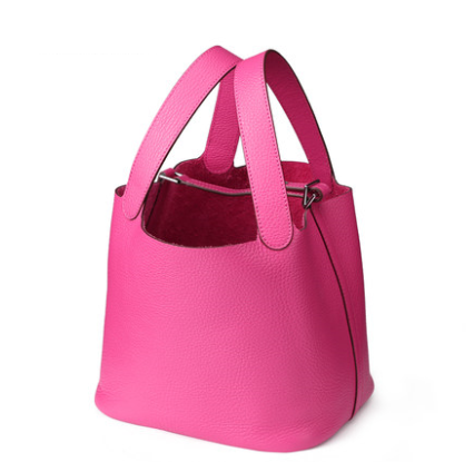 Bella Charis Sam large leather Barrel Bag [10 colours]