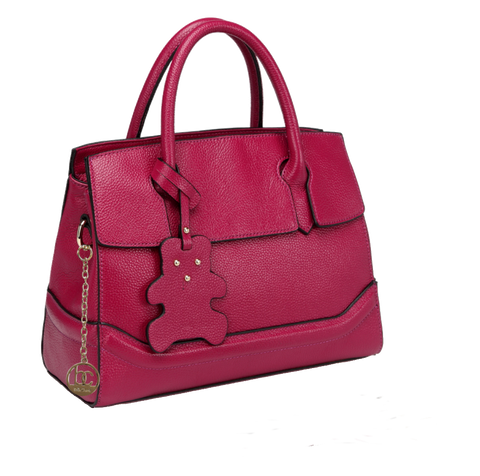 Bella Charis Madison Leather Tote [5 colours]