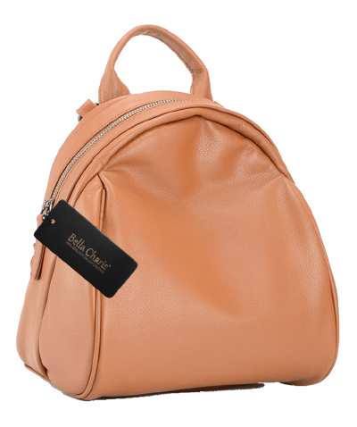 Bella Charis Danni Leather Backpack/Cross Body Bag [3 colours]