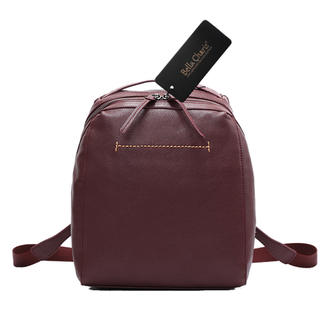 Bella Charis Bobbie Leather Backpack [3 colours]