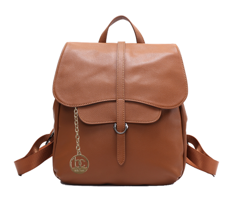 Bella Charis Jay Leather Backpack [3 colours]