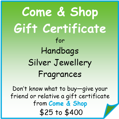 Come & Shop Gift Certificate