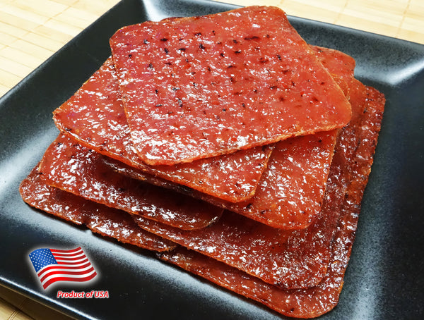 Tender Pork aka Minced Pork Jerky (Original Flavor) 碎片豬肉