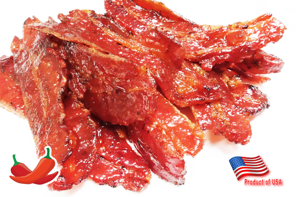 Bacon Jerky (Spicy Flavor)  辣味經典五花肉