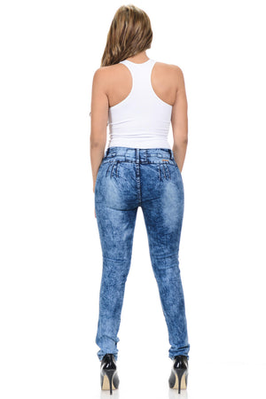 M.Michel Jeans, Push-Up