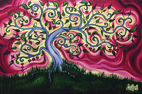 Tree of Love Hope & Healing