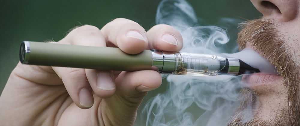 How safe and healthy the electronic cigarettes are? (compared to smoking)