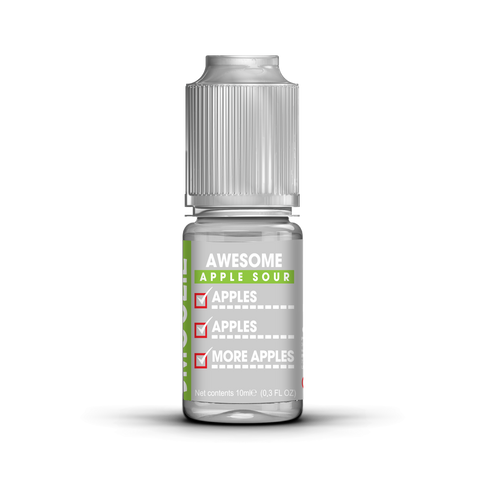 SMOOZIE Awesome Apple Sour - SALT NICOTINE 10mg
