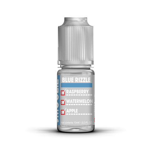 SMOOZIE Blue Rizzle - SALT NICOTINE 10mg