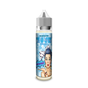 Zour FROZEN Blue Raspberry Max VG E-Liquid 50ml Short fill