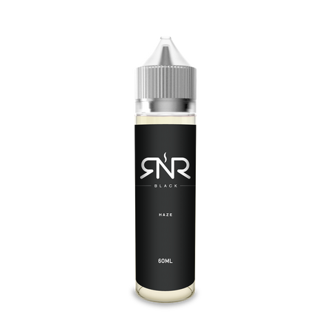 RnR Black Haze Max VG E-Liquid 50ml Short fill