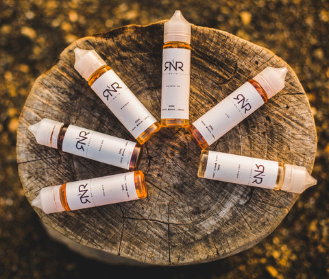 RnR White Creamy P Max VG E-Liquid 50ml Short fill