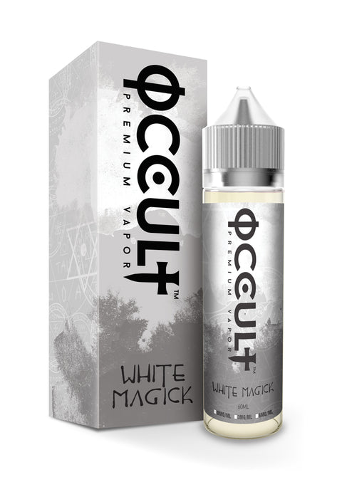 Occult White Magick  Max VG E-Liquid 50ml Short fill