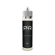 RnR Black Vanilla Custard Max VG E-Liquid 50ml Short fill
