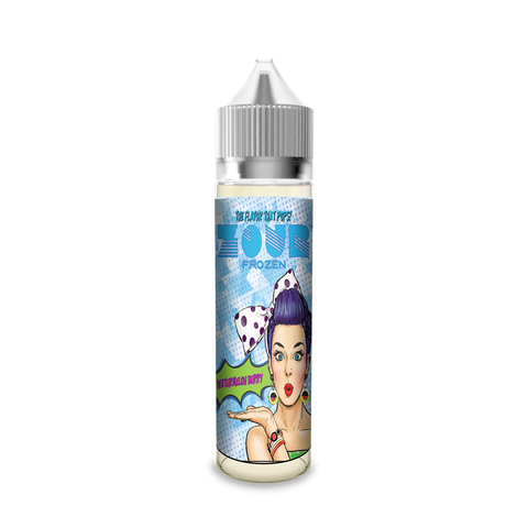Zour FROZEN Watermelon Berry Max VG E-Liquid 50ml Short fill
