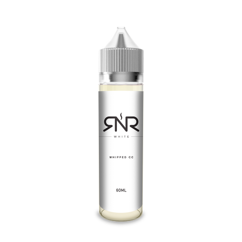 RnR White Whipped CC Max VG E-Liquid 50ml Short fill