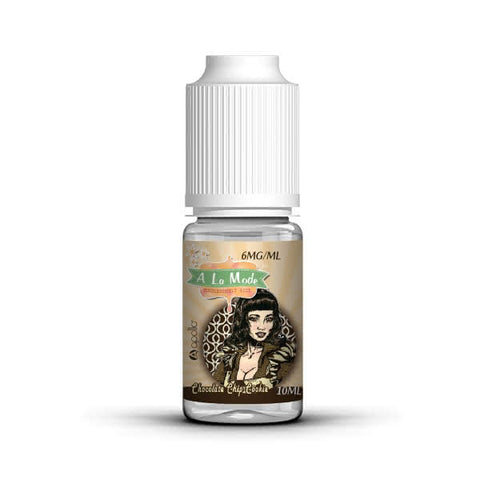 A La Mode Chocolate Chip Cookie Max VG Ejuice