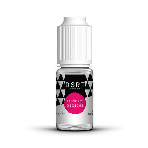 DSRT Raspberry Cheesecake Max VG E-Liquid