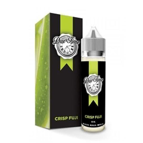 Due Time Crisp Fuji Max VG E-Liquid