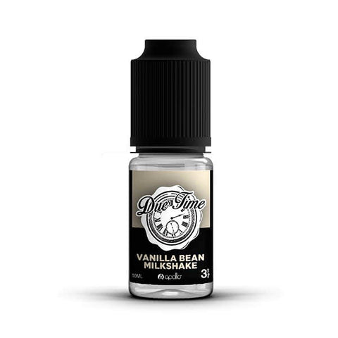 Due Time Vanilla Bean Milkshake Max VG E-Liquid