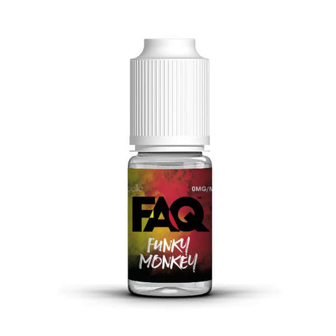 FAQ Funky Monkey Max VG E-Liquid