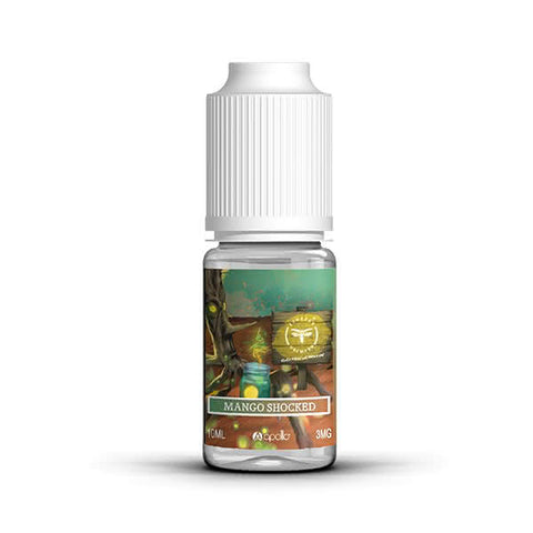 Firefly Orchard Electric Lemonade Mango Shocked Max VG E-Liquid
