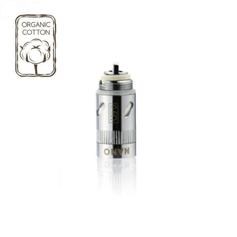 NANO Replacement Coils - 0.6 ohm (5 Pack)