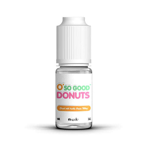 O' So Good Glazed Donut with Vanilla Cream Filling Max VG E-Liquid
