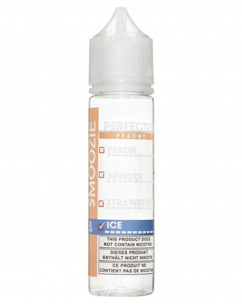 SMOOZIE Perfectly Peachy ICE - 50ml Max VG E-Liquid