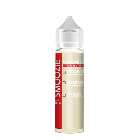 New Smoozie Stawberries Gone Wild Max VG E-Liquid