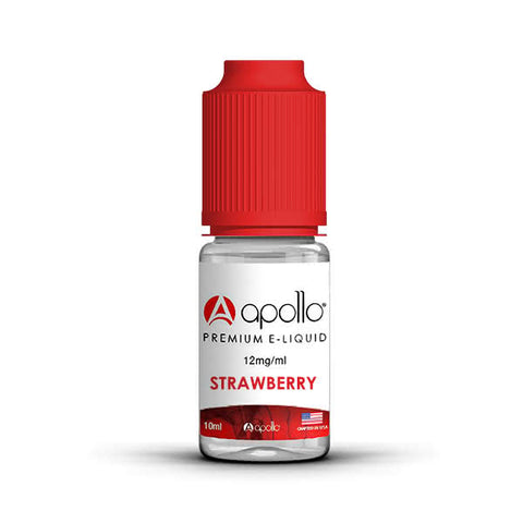 Strawberry e-juice