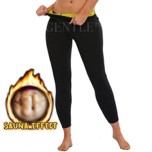 Load image into Gallery viewer, GENTLE™ Hot Body Slimming Sauna Leggings