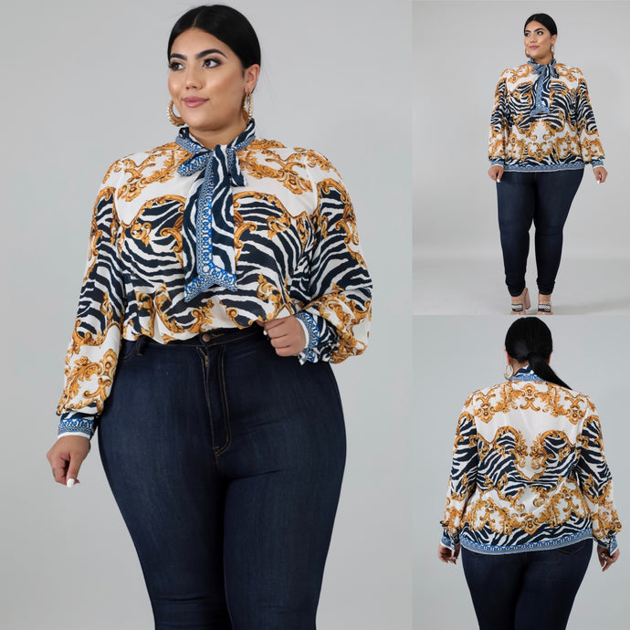 The Keep It Classy Blouse