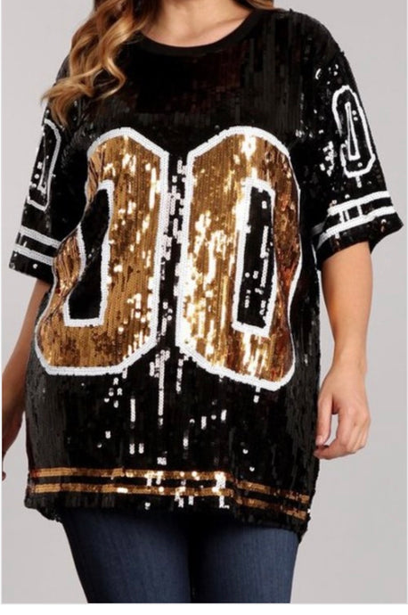 The Who Dat Jersey/Dress