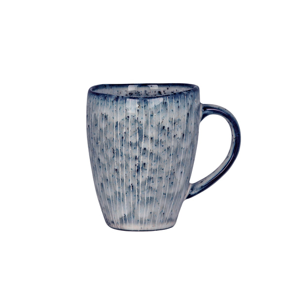 Nordic Sea Ceramic Mug with Handle by Broste Copenhagen - Greige - Home & Garden - Chiswick, London W4