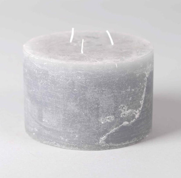 Small Three Wick Candle - 15 x 10 cm
