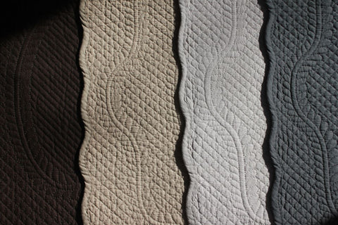 Pute Cotton Quilted Placemats