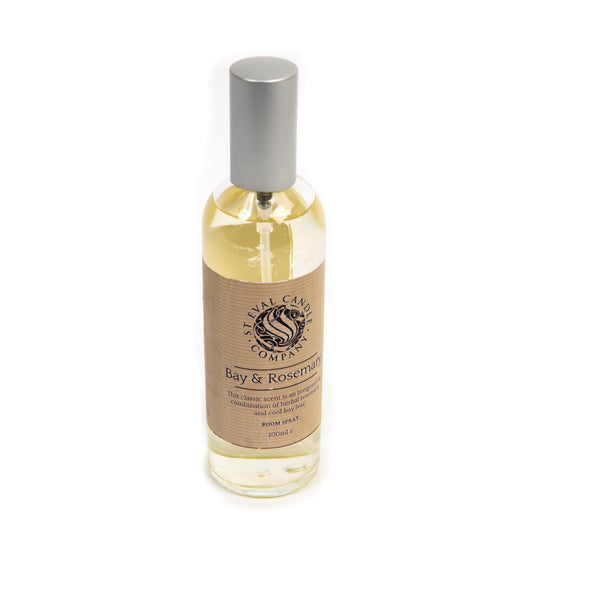 St Eval Bay & Rosemary Scented Room Spray - Greige - Home & Garden - Chiswick, London W4