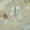 small pure linen guest towels