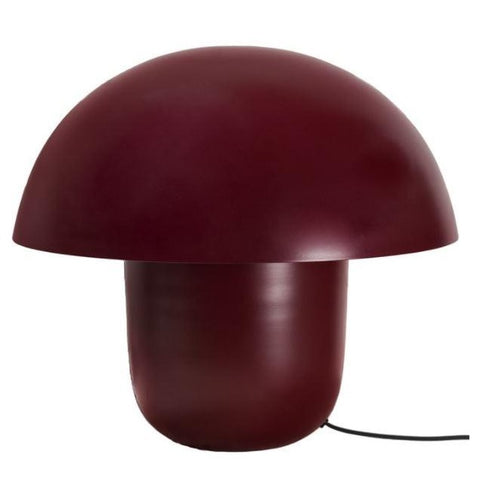 Carl-Johan Mushroom Lamp from Olsson & Jensen - Claret (LIMITED EDITION)