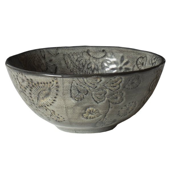 Frida Lace - Four Cereal Bowls - Greige - Home & Garden - Chiswick, London W4