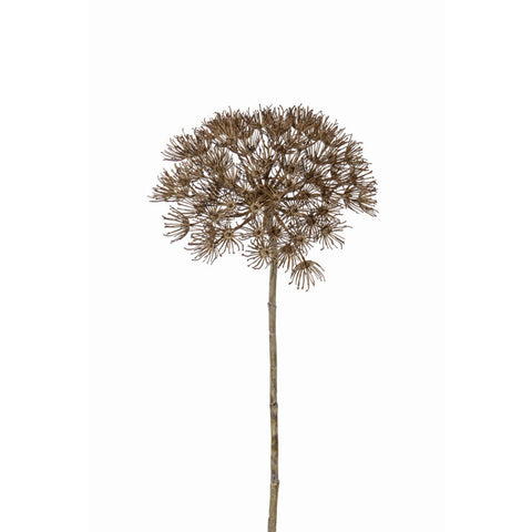 large faux allium stem
