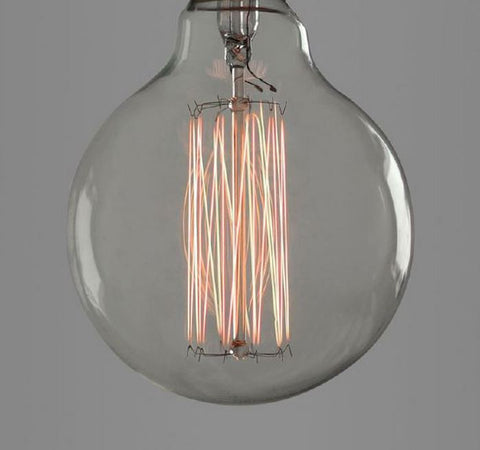 Vintage Style Decorative Filament Light Bulbs - Eddison Screw Fixing