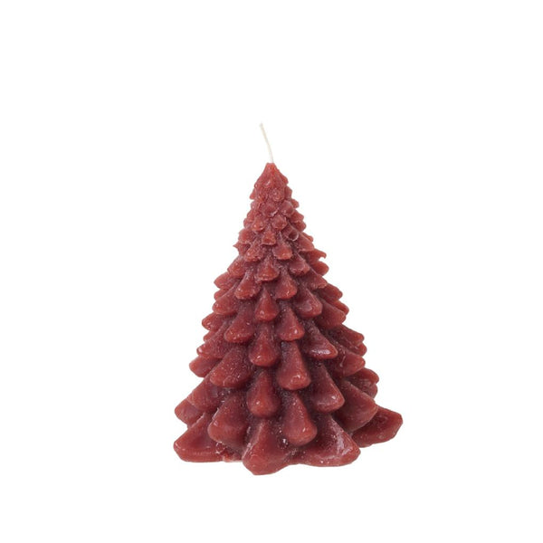 Christmas Tree Candle - Greige - Home & Garden - Chiswick, London W4