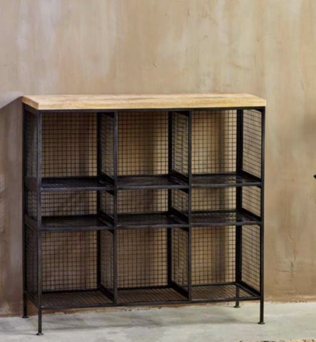 Large Industrial Open Shelf Unit